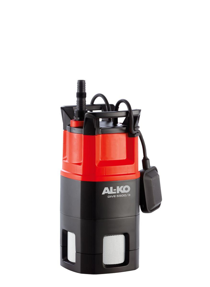 """Высокая производительность при постоянном напоре - погружной насос высокого давления AL-KO """"DIVE 5500/3 Premium"""" объединяет  преимущества садовых и погружных насосов. 3-ступенчатый нагнетательный механизм позволяет прокачивать до 5 500 л/ч с высотой подачи 30  м. Вал двигателя из нержавеющей стали обеспечит долгий срок службы. Уникальная система четырехслойного уплотнения эффективно  защищают двигатель от воды. Можно использовать для прямого полива из колодцев и цистерн. Благодаря высокой мощности двигателя насос  прекрасно подходит для эксплуатации нескольких дождевальных установок и сложных систем полива. Впускное отверстие насоса изготовлено из  нержавеющей стали. Вид привода: электрический. Длина кабеля: 10 м. Мощность: 800 Вт. Максимальная высота всасывания: 30 м. Максимальный объем подачи: 5 500 л/час. Максимальный размер взвешенных частиц: 0,5 мм. Диаметр выходного отверстия: 3,33 см."""