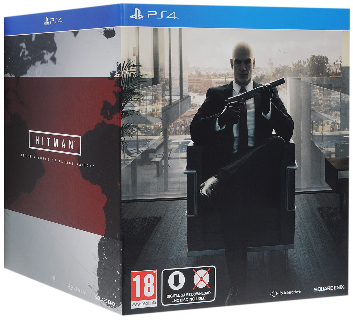Hitman. Digital Collector's Edition (PS4) игра