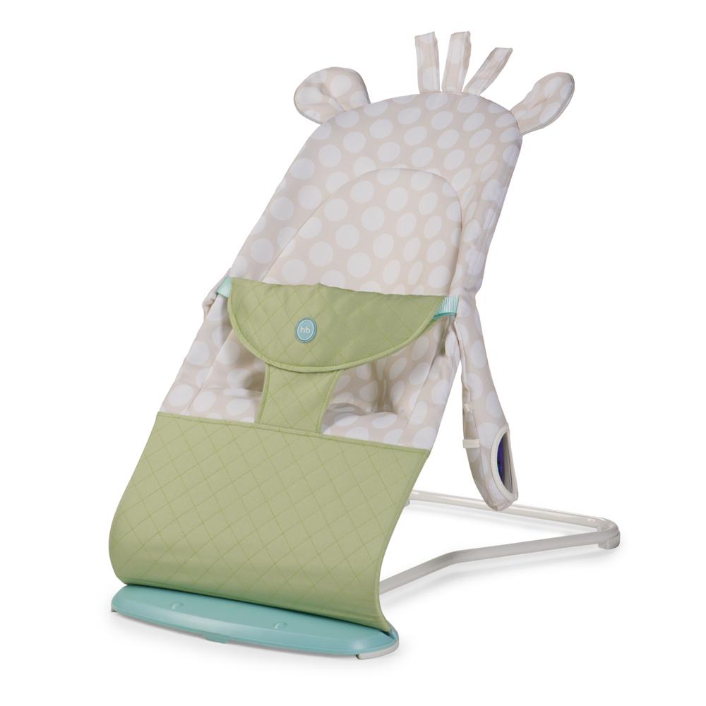 Happy Baby Шезлонг Sleeper цвет зеленый -  Качели и шезлонги