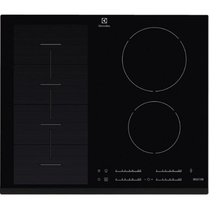 Electrolux EHX96455FK индукционная варочная панель kitchenaid миксер планетарный artisan 4 8л серебристый по контуру 5ksm125ecu kitchenaid