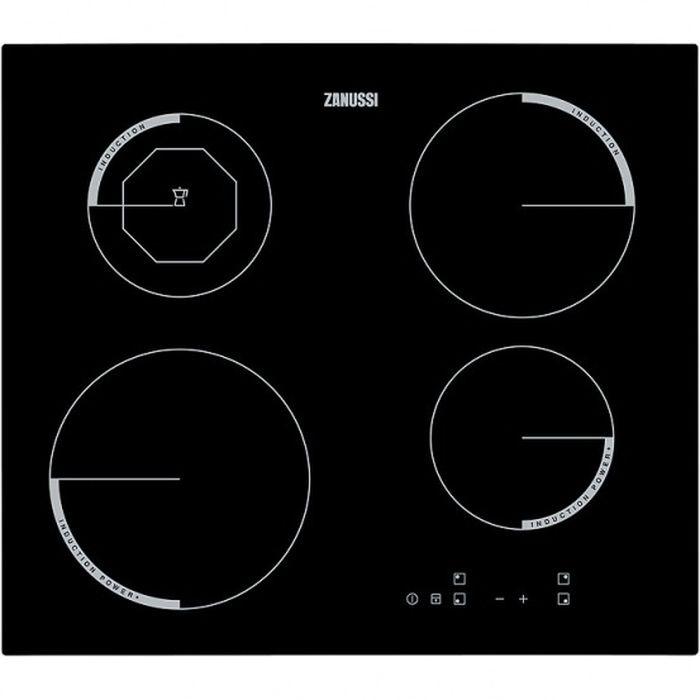 Zanussi ZEI5680FB индукционная варочная панель