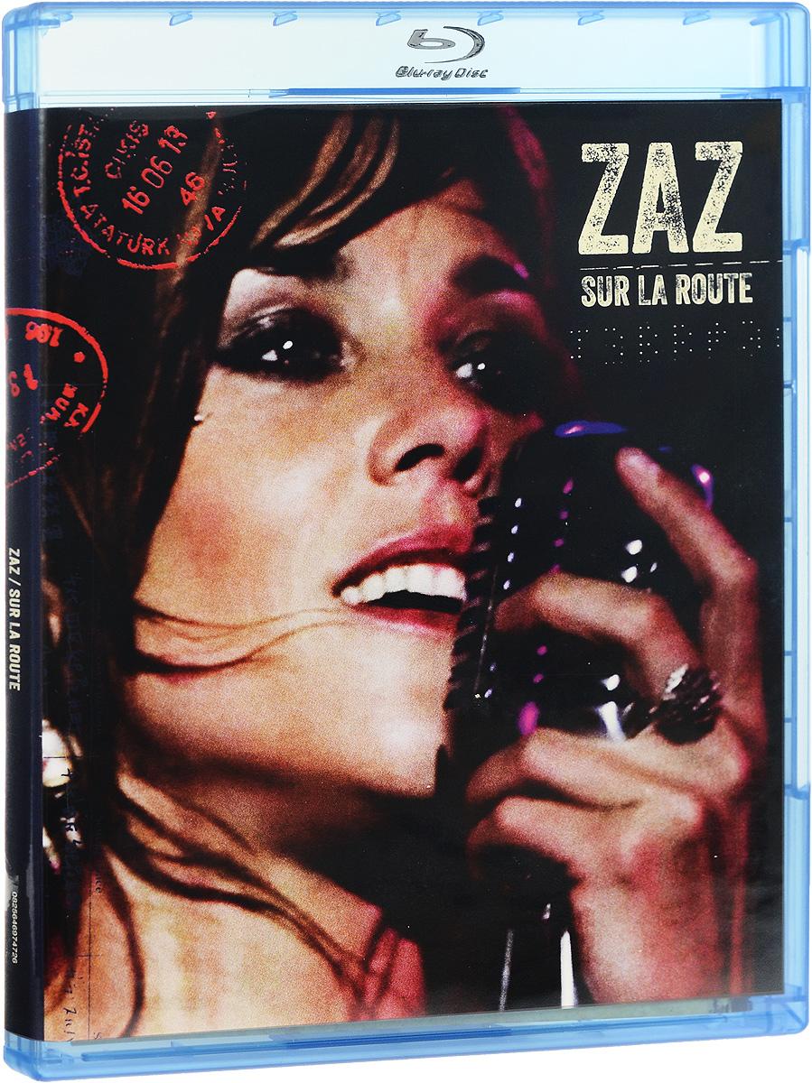 Zaz: Sur La Route (Blu-ray) tahitiennes sur la plageрепродукции гогена 30 x 45см
