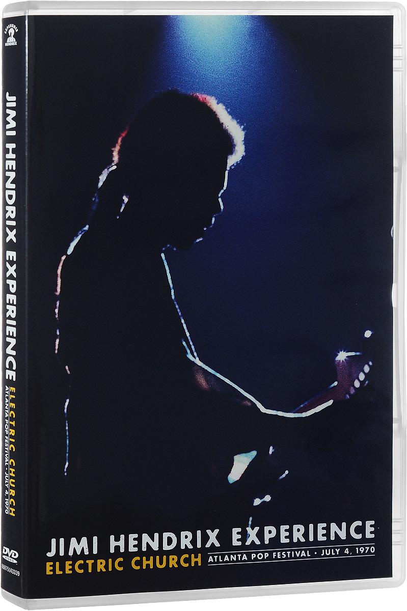 Jimi Hendrix Experience: Electric Church: Atlanta Pop Festival: July 4, 1970 виниловая пластинка the jimi hendrix experience axis bold as love