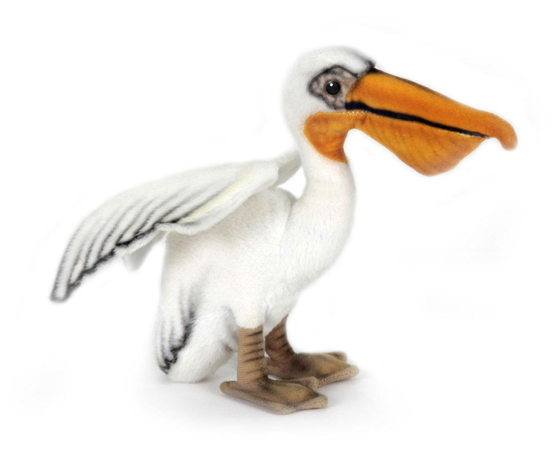 Hansa Мягкая игрушка Пеликан 16 см мягкая игрушка hansa пони с мягкой набивкой 35 см