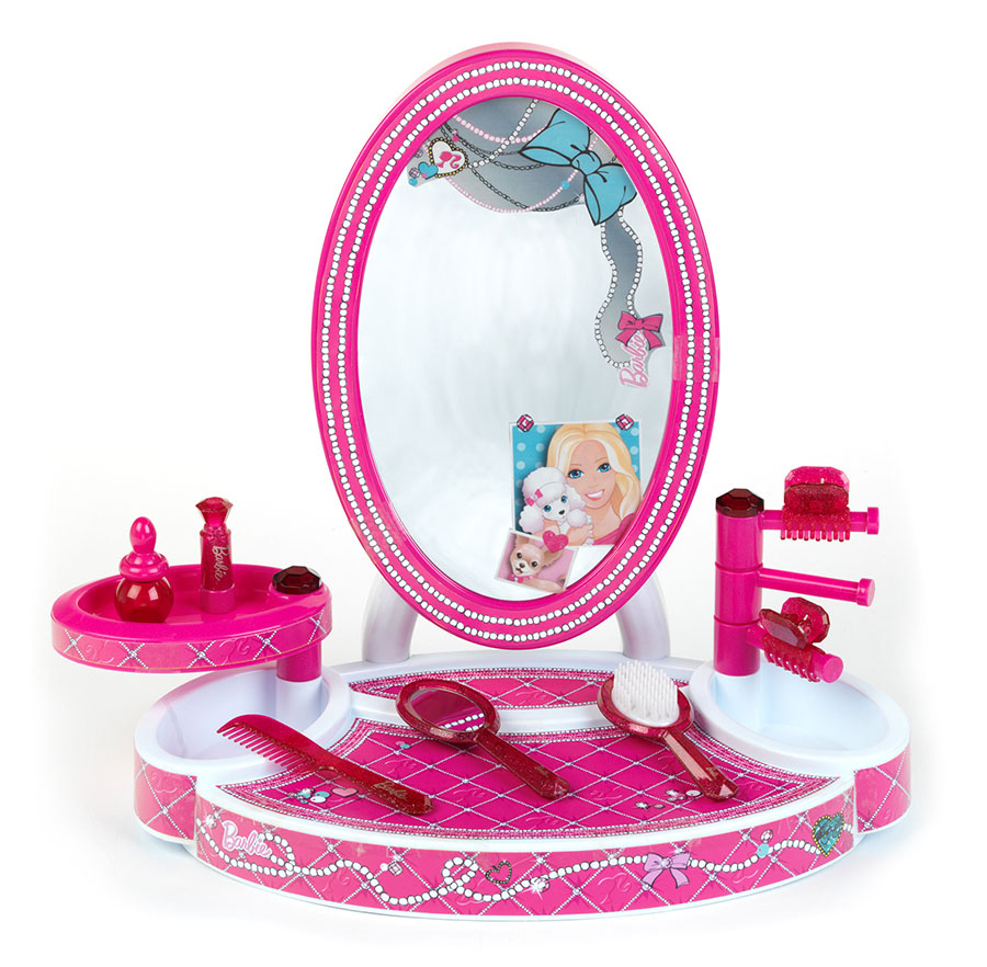 Klein Сюжетно-ролевые игрушки Студия красоты Барби женские часы boccia titanium 3208 01 page 3