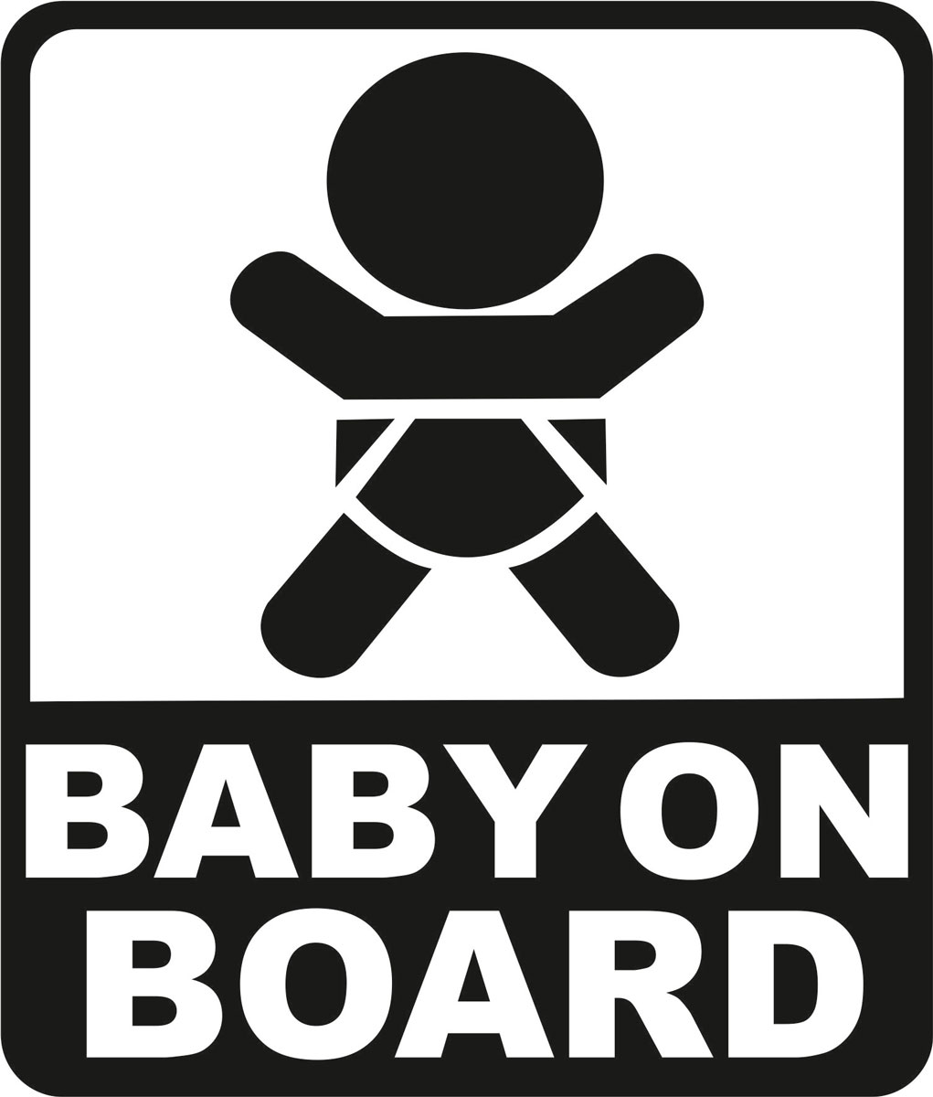 Наклейка автомобильная Оранжевый слоник Baby on Board. Квадрат, виниловая, цвет: черный150RM0005BОригинальная наклейка Оранжевый слоник Baby on Board. Квадрат изготовлена из долговечного винила, который выполняет не только декоративную функцию, но и защищает кузов от небольших механических повреждений, либо скрывает уже существующие.Виниловые наклейки на авто - это не только красиво, но еще и быстро! Всего за несколько минут вы можете полностью преобразить свой автомобиль, сделать его ярким, необычным, особенным и неповторимым!