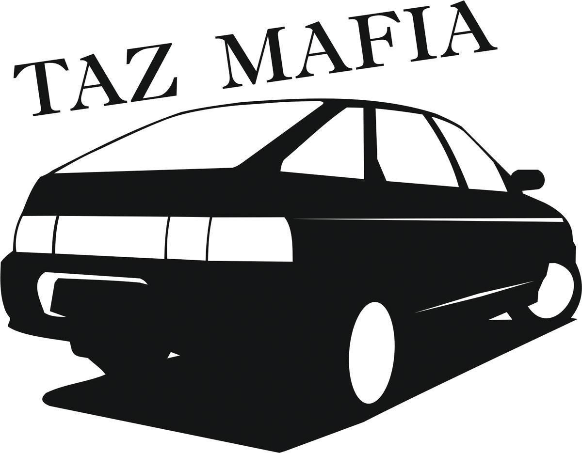 Наклейка автомобильная Оранжевый слоник Taz Mafia, виниловая, цвет: черный150TM00015BОригинальная наклейка Оранжевый слоник Taz Mafia изготовлена из высококачественной виниловой пленки, которая выполняет не только декоративную функцию, но и защищает кузов автомобиля от небольших механических повреждений, либо скрывает уже существующие.Виниловые наклейки на автомобиль - это не только красиво, но еще и быстро! Всего за несколько минут вы можете полностью преобразить свой автомобиль, сделать его ярким, необычным, особенным и неповторимым!