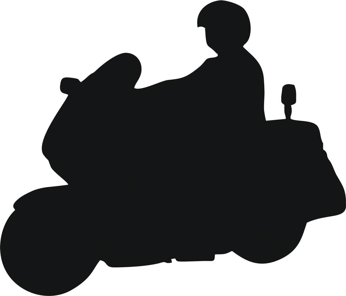 Наклейка автомобильная Оранжевый слоник Мотоциклист 12, виниловая, цвет: черный150MT00012BОригинальная наклейка Оранжевый слоник Мотоциклист 12 изготовлена из высококачественной виниловой пленки, которая выполняет не только декоративную функцию, но и защищает кузов автомобиля от небольших механических повреждений, либо скрывает уже существующие.Виниловые наклейки на автомобиль - это не только красиво, но еще и быстро! Всего за несколько минут вы можете полностью преобразить свой автомобиль, сделать его ярким, необычным, особенным и неповторимым!