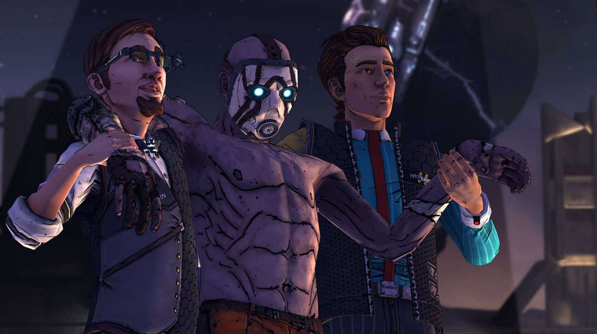 Tales From The Borderlands (Xbox One) Telltale Games