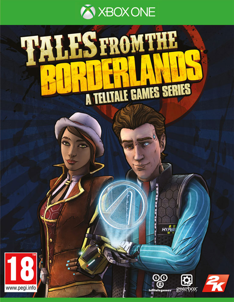Tales From The Borderlands (Xbox One) 1gc14210 1gc1 4210 ssop16