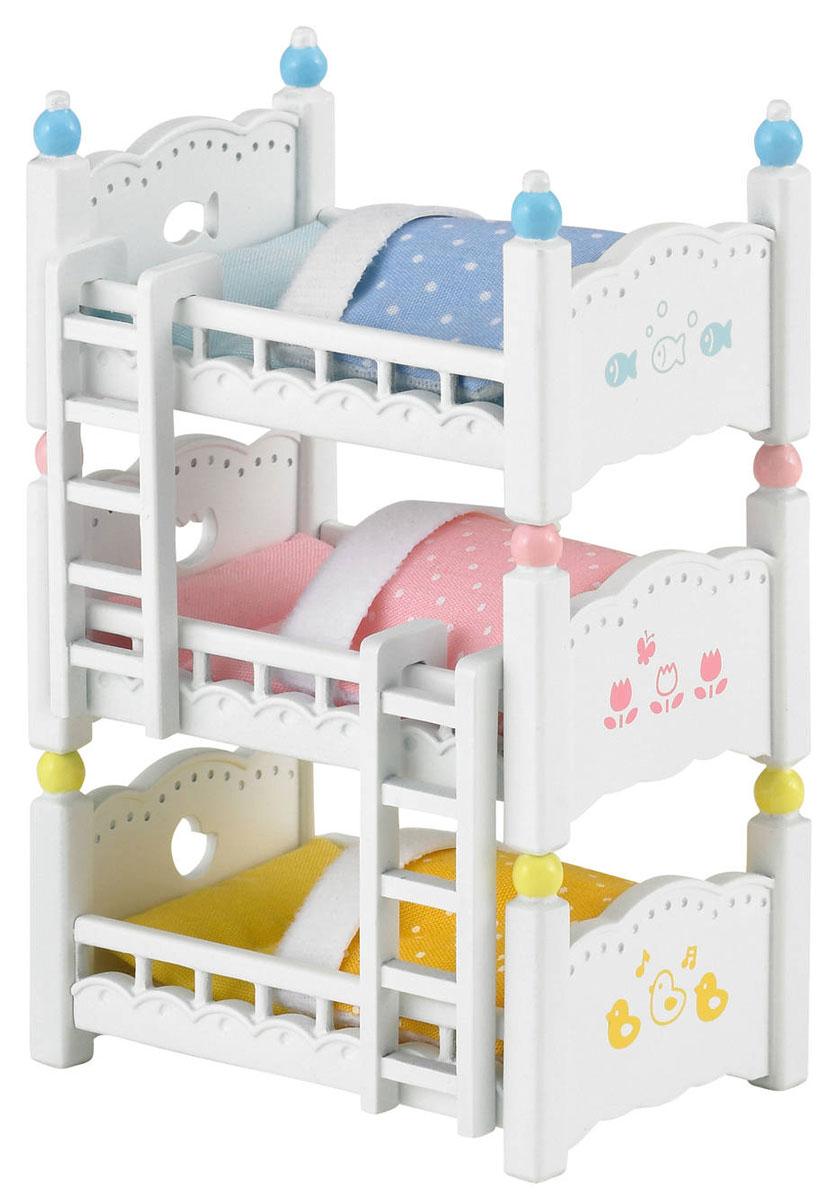 Sylvanian Families Игровой набор Трехъярусная кровать