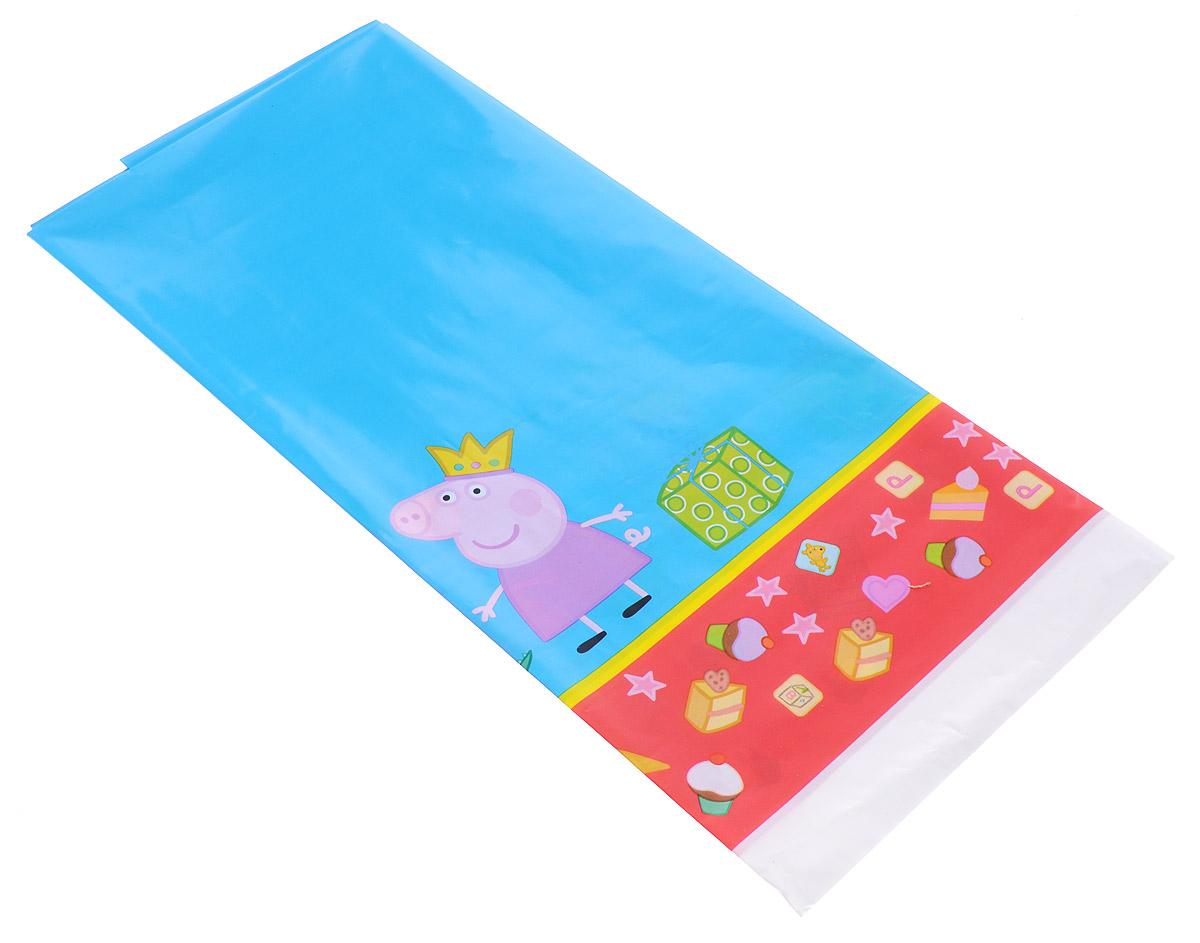 Peppa Pig Скатерть Пеппа-принцесса подарочный набор посуды пеппа принцесса peppa pig