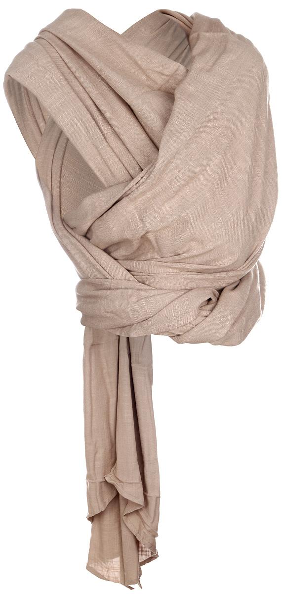 Чудо-Чадо Слинг-шарф Нибус цвет бежевый -  Рюкзаки, слинги, кенгуру