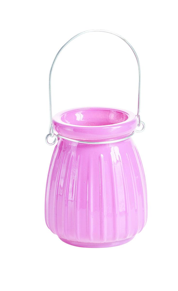 Подсвечник подвесной Gardman Shaped Jam Jar, цвет: розовый, 9 см17441Декоративный подсвечник Gardman Shaped Jam Jar изготовлен извысококачественногостекла. Он позволит украсить интерьер дома илирабочегокабинета оригинальным образом. Вы можете поставить или подвеситьподсвечник в любомместе, где он будет удачно смотреться и радовать глаз. Кроме того - этоотличный вариантподарка для ваших близких и друзей.