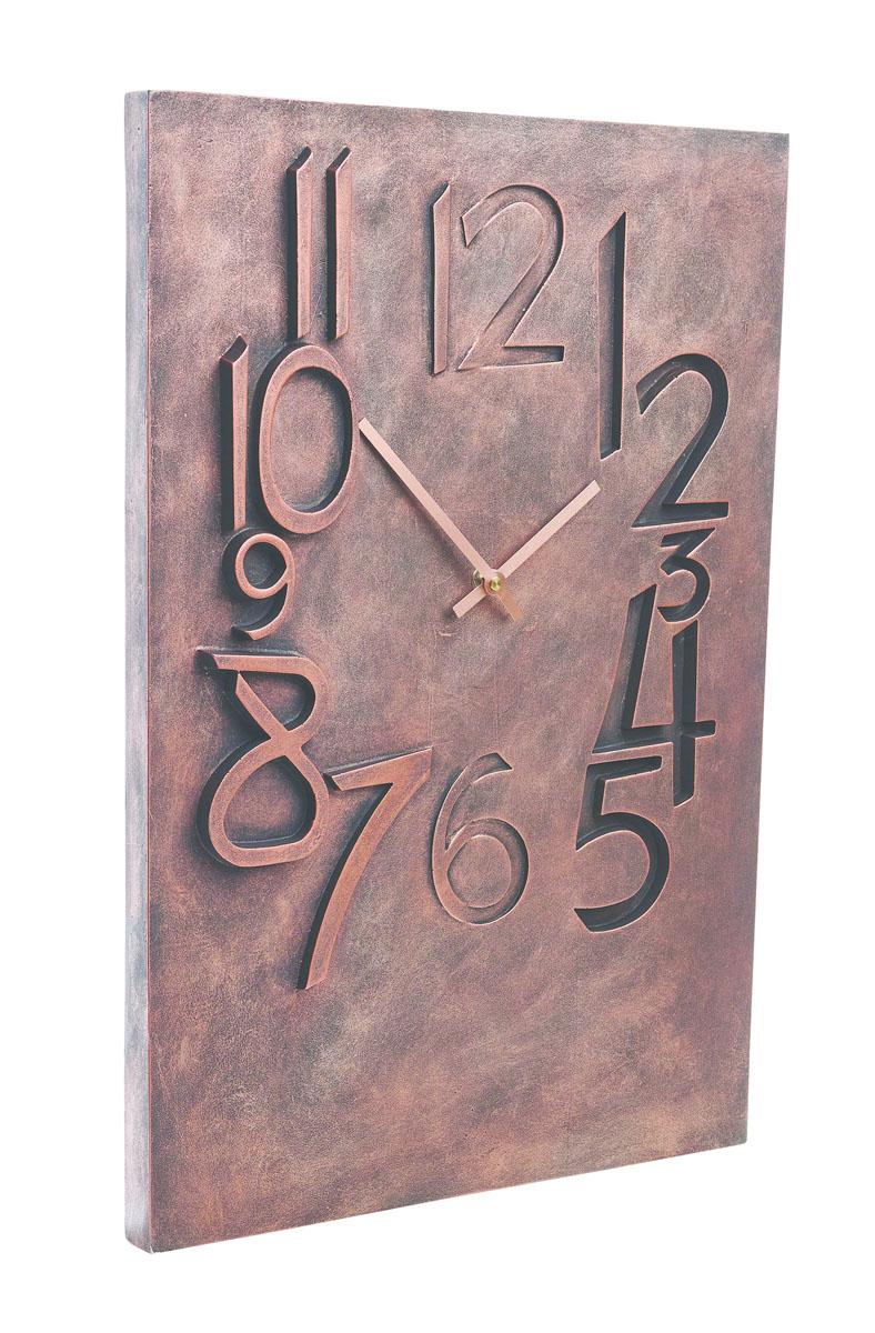 Часы настенные Gardman Lyon17822Часы настенные Gardman Lyon в прямоугольном корпусе выполнены из полирезина. Часы снабжены надежным кварцевым механизмом. Имеется 2 стрелки - часовая и минутная. Индикация арабскими цифрами. Часы можно использовать как дома, так и на улице, так они не боятся влаги. Они станут оригинальным украшением интерьера. Работают от одной батарейки типа АА (в комплект не входит).