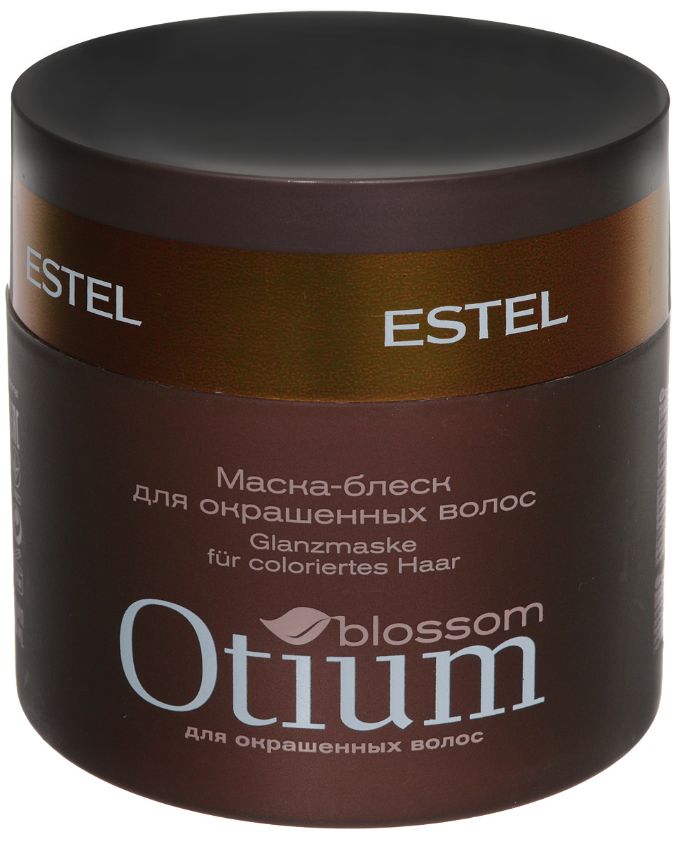 Estel Otium Color Life Маска-коктейль для окрашенных волос, 300 млOTM.9Концентрированная кремовая основа маски способствует глубокому проникновению ухаживающих и питающих компонентов комплекса Blossom Cаre & Color с маслом какао во внутреннюю структуру волоса, обеспечивает интенсивное восстановление.Сохраняет цвет ярким и насыщенным, предотвращает преждевременное вымывание молекул цвета. Обеспечивает окрашенным волосам роскошный ухоженный вид, глянцевый блеск и сияние, улучшает расчёсываемость.