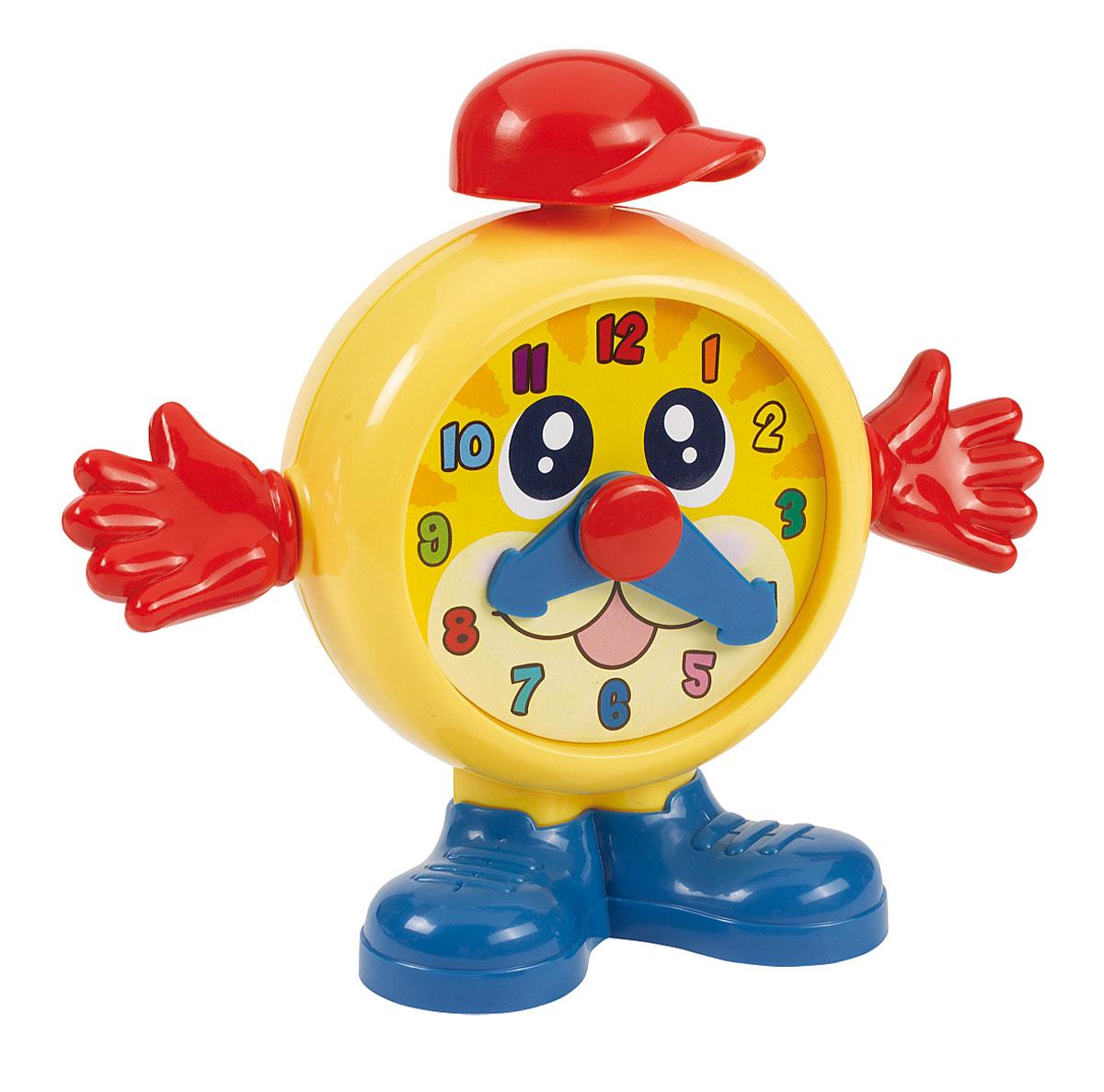 Simba Обучающая игрушка Часики цвет желтый красный синий