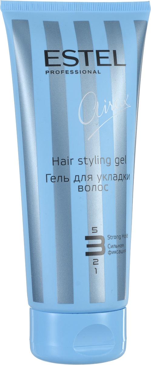 Estel Airex Гель для укладки волос сильной фиксации 200 млAG200/2Гель для укладки волос сильной фиксации Estel Airex содержит активные увлажняющие компоненты, провитамин В5 и комплекс силоксанов, придающий блеск. В результате длительная фиксация,и эффект мокрых волос.