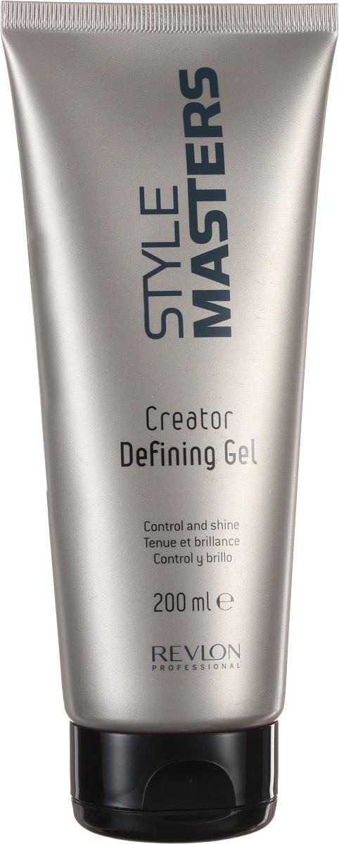 Revlon Professional SM Гель для контроля и блеска Creator Defining Gel 150 мл wilhelmina defining beauty