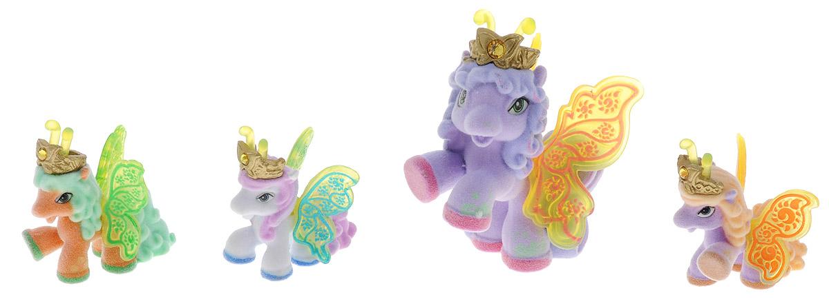 Filly Dracco Набор мини-фигурок Волшебная семья Eurissa dracco игровой набор лошадки filly звезды волшебная семья мини версия astro и hypnia