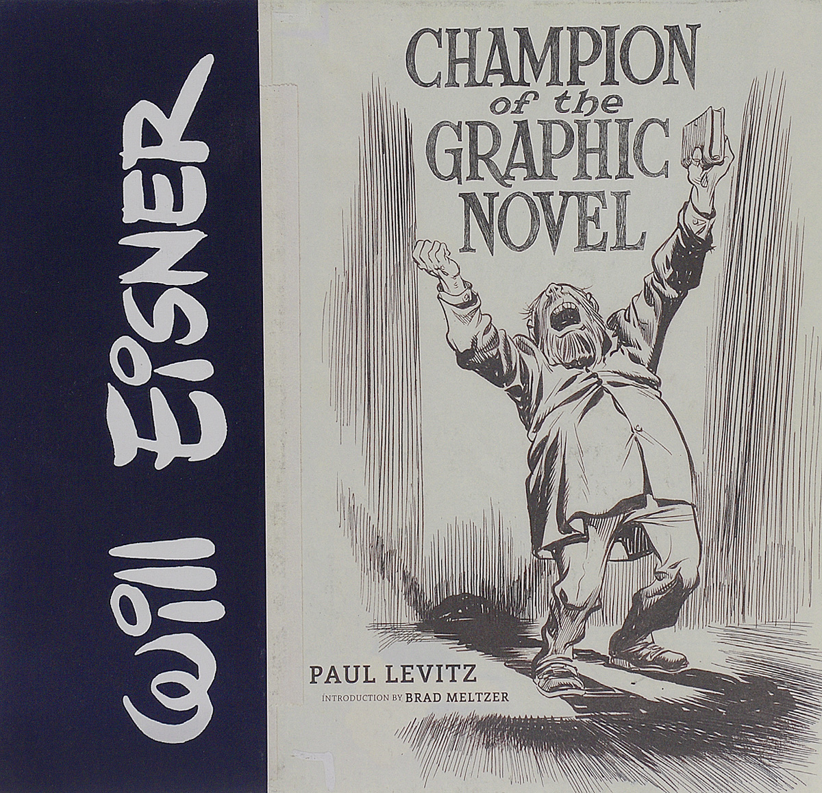 Will Eisner: Champion of the Graphic Novel karin kukkonen studying comics and graphic novels