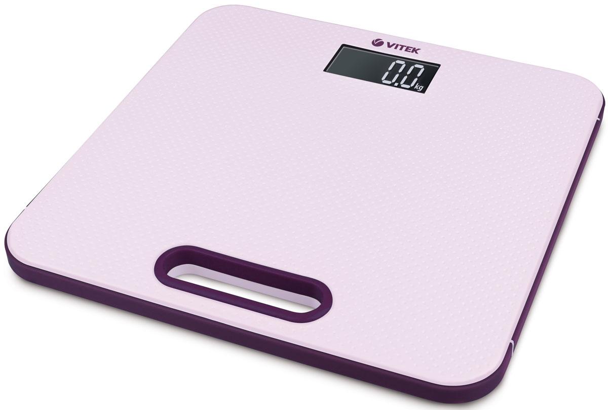 Vitek VT-1968(P), Pink весы напольные - Напольные весы