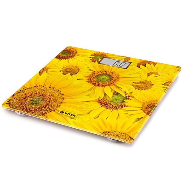 Vitek VT-1975(Y), Yellow весы напольные какой фирмы напольные весы лучше купить