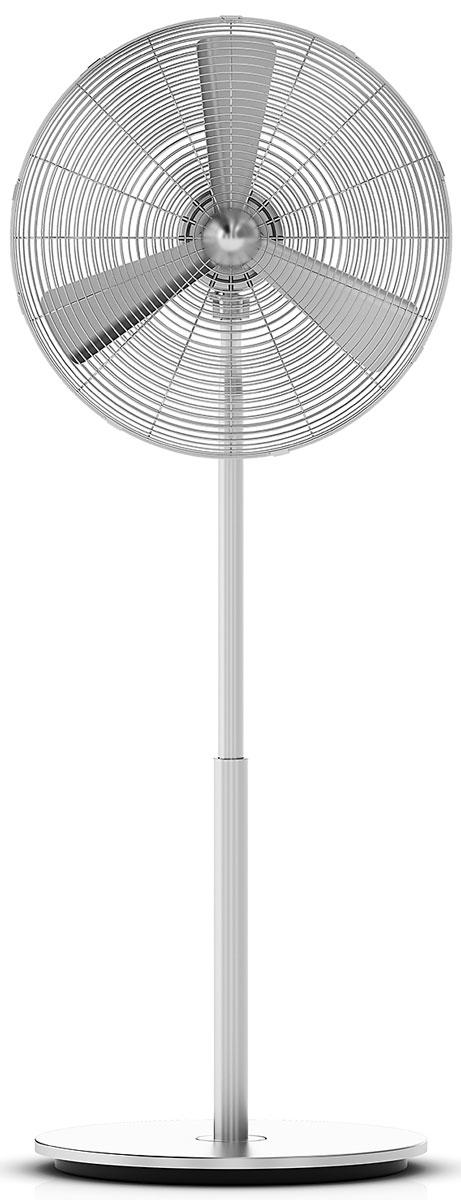 Stadler Form Charly Fan Stand New, Silver вентилятор напольный вентилятор stadler form charly fan floor new satin c 050
