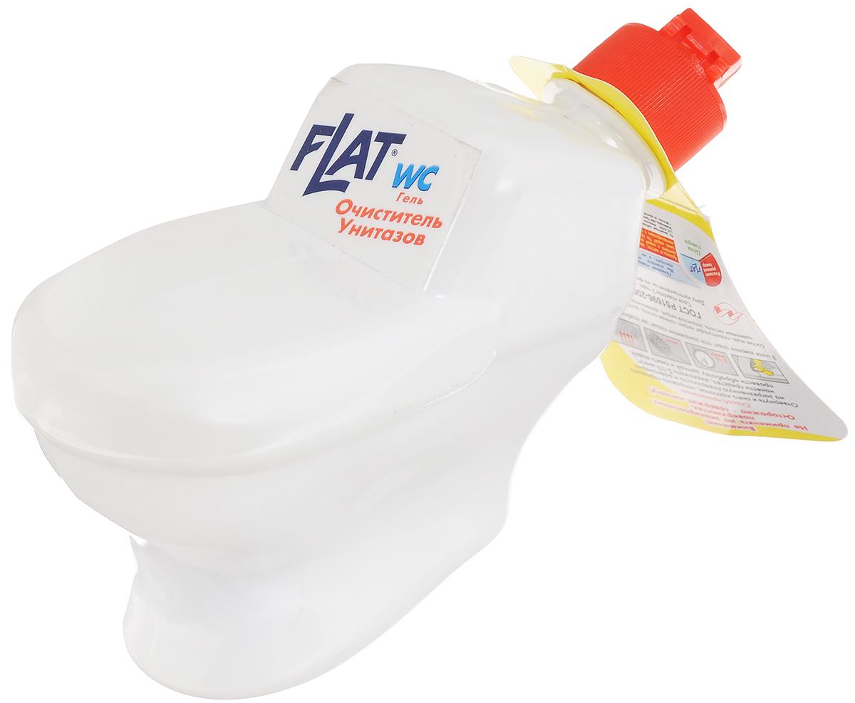Очиститель унитазов Flat, с ароматом лимона, 480 г4600296002298Очиститель унитазов Flat предназначен для чистки унитазов, фаянсовых раковин, никелированных изделий и кафеля. Удаляет ржавчину, устойчивые загрязнения, отложения мочевого и известкового камней. Обладает антимикробным действием. Устраняет неприятный запах. Имеет густую консистенцию. Не стекает с наклонных поверхностей. Специальная вставка-дозатор под крышкой позволяет использовать средство на труднодоступных поверхностях унитаза.Состав: вода, лауретсульфат натрия,соляная кислота, фосфорная кислота, щавелевая кислота, хлористый натрий, ароматическая композиция.Товар сертифицирован.Как выбрать качественную бытовую химию, безопасную для природы и людей. Статья OZON Гид