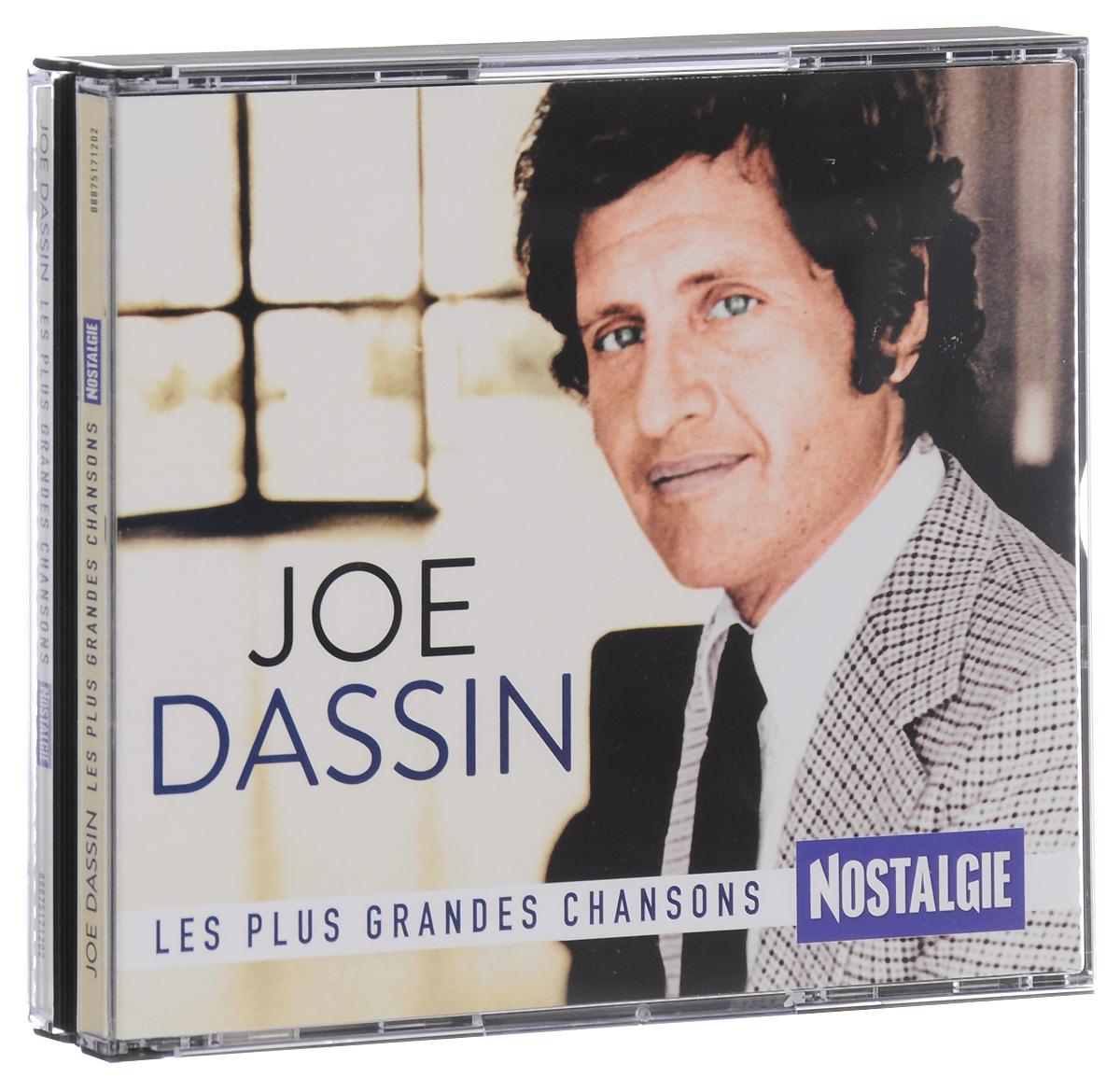 Joe Dassin. Les Plus Grandes Chansons Nostalgie (2 CD)