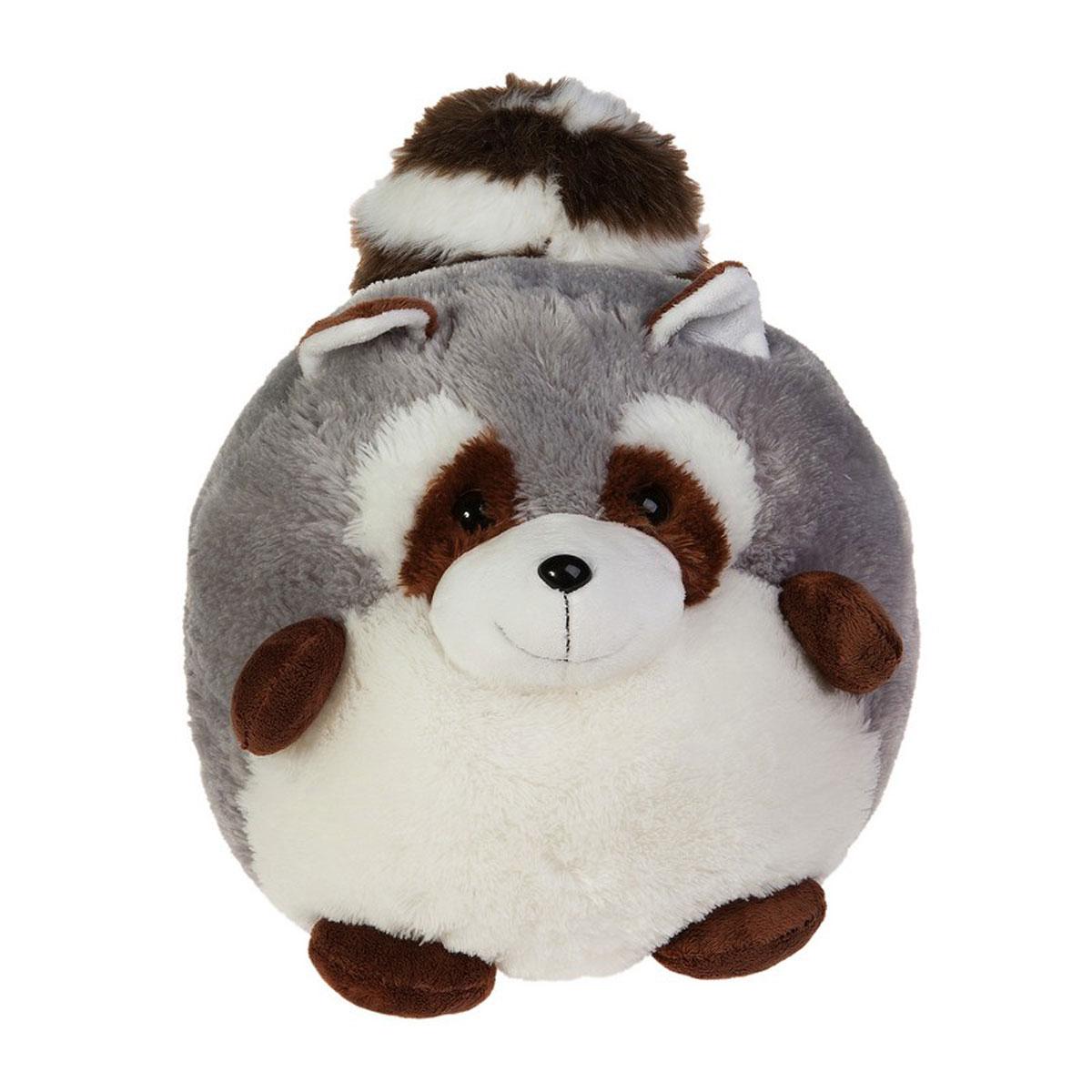 Gulliver Мягкая игрушка Енотик 30 см мягкие игрушки gulliver игрушка перевертыш лисичка корова 35 см