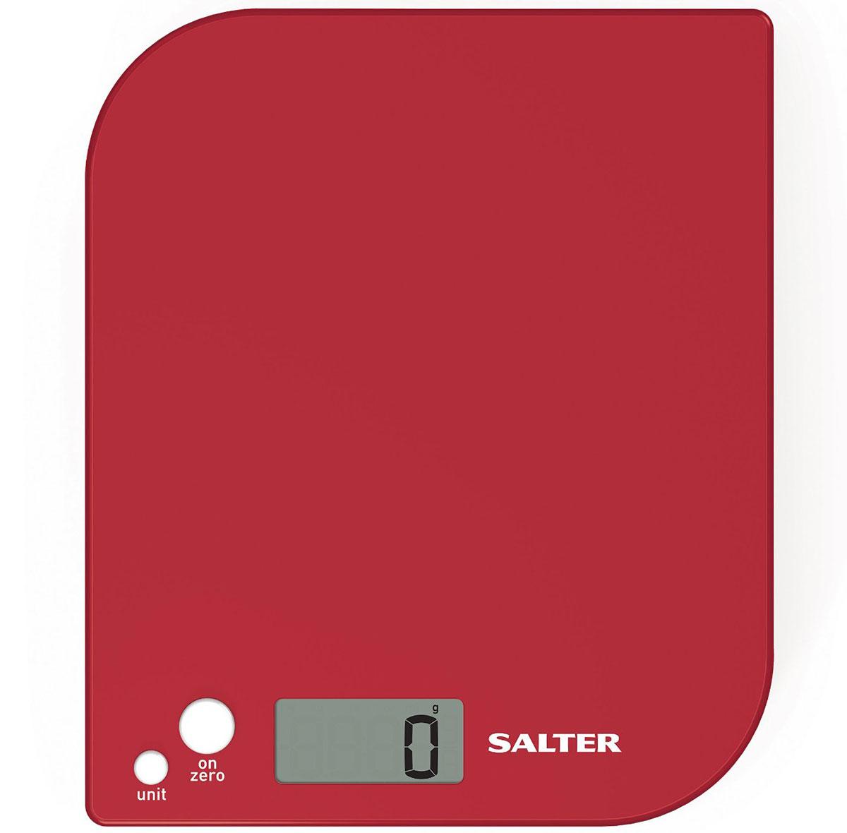Salter 1177 RDWHDR, Redэлектронные кухонные весы Salter