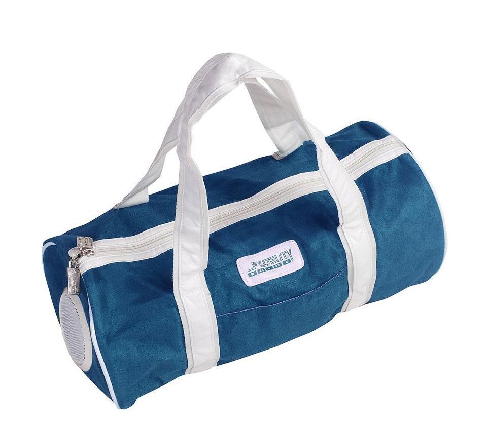 Сумка спортивная FYDELITY MANIAC, 16л, цвет: синий рюкзак сумка fydelity top черный