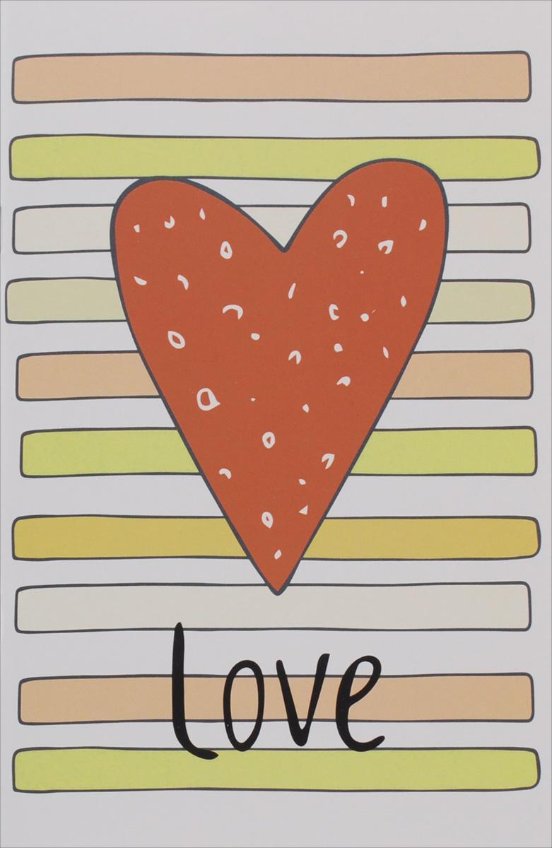 Love. Блокнот для записей книга для записей дела архиважные