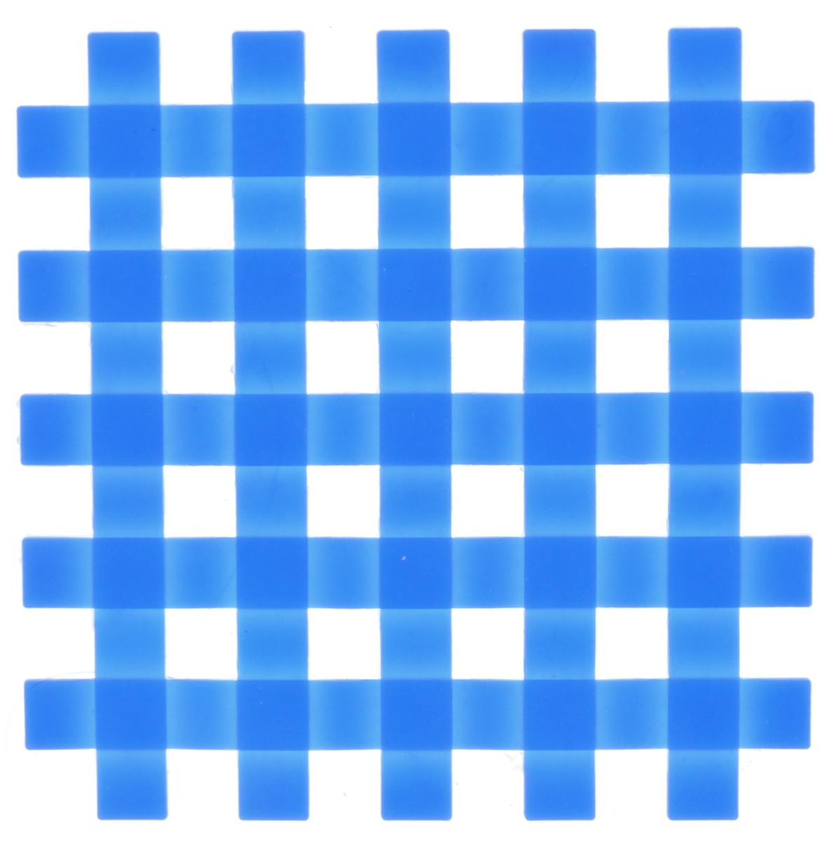 Подставка под горячее Mayer & Boch, силиконовая, цвет: синий, 17 х 17 см20059Подставка под горячее Mayer & Boch изготовлена из силикона и оформлена ввиде сетки. Материал позволяет выдерживать высокиетемпературы и не скользит по поверхности стола.Каждая хозяйка знает, что подставка под горячее - это незаменимый и очень полезныйаксессуар на каждойкухне. Ваш стол будет не только украшен яркой и оригинальной подставкой, но также вы сможете уберечь его от воздействия высокихтемператур.