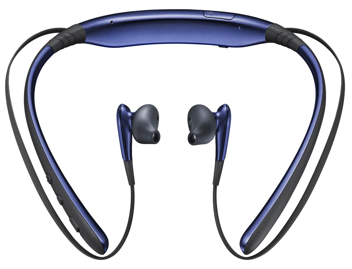 Samsung EO-BG920 Level U, Black Blue Bluetooth-гарнитураEO-BG920BBEGRUSamsung Level U EO-BG920BBEGRU - это универсальная беспроводная bluetooth гарнитура, созданная специально для всех активных пользователей мобильных устройств, которые высоко ценят комфорти удобство в использовании. Главными достоинствами данной модели гарнитуры является ее надежность, эргономичный дизайн и высокое качество воспроизведения звука. Динамики диаметром 12 мм обеспечивают насыщенное и яркое звучание музыки в широчайшем частотном диапазоне. Немаловажным достоинством данной модели является и продвинутая система двойного шумоподавления примененная в микрофоне. Благодаря всему этому достигается непревзойденное качество воспроизведения и передачи звука. Поэтому ваш собеседник во время телефонного разговора с применением данной гарнитуры будет прекрасно слышать каждое ваше слово. Встроенный литий-ионный аккумулятор большой емкости обеспечивает чрезвычайно продолжительный период автономной работы гарнитуры, который достигает 11 часов в режиме разговора и до 500 часов в режиме ожидания. Если вы ищите высококлассную беспроводную гарнитуру, которая бы значительно упростила управление воспроизведением музыки и разговором, то Samsung Level U EO-BG920BBEGRU это то, что вам нужно.