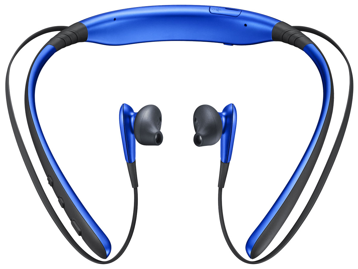 где купить Samsung EO-BG920 Level U, Blue Bluetooth-гарнитура дешево