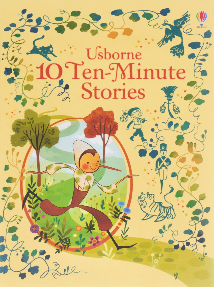 Usborne 10 Ten-Minute Stories magical illustrated stories