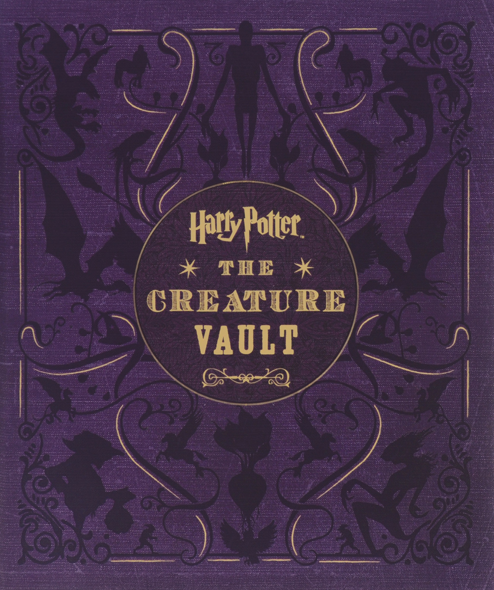 Harry Potter: The Creature Vault harry potter the chamber of secrets