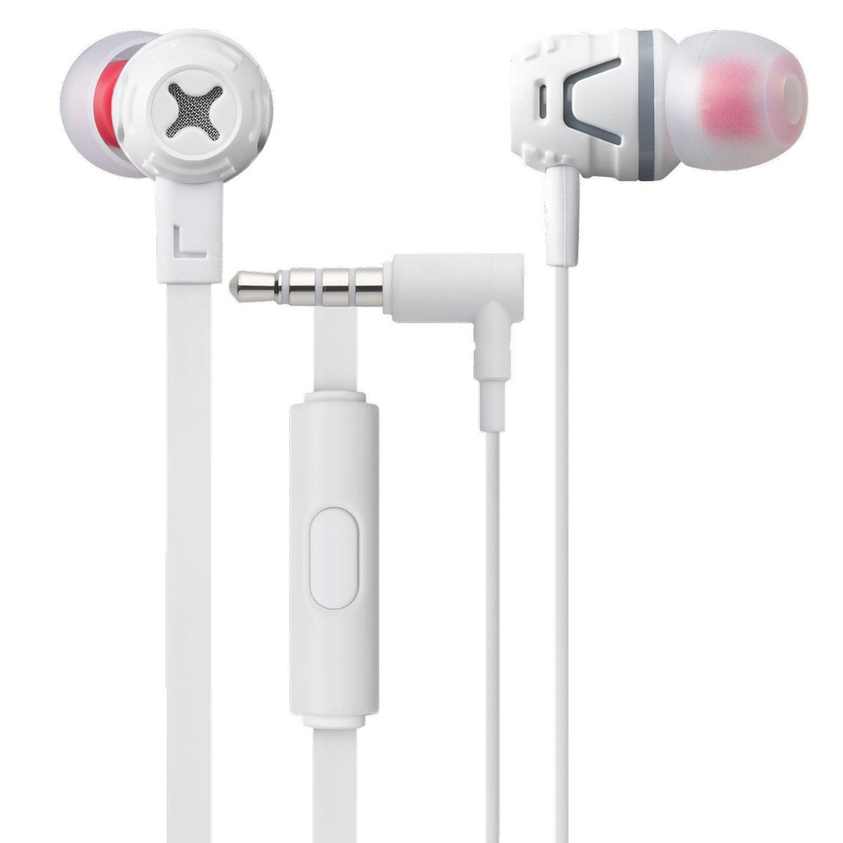 цена на Cresyn C450S, White наушники с микрофоном