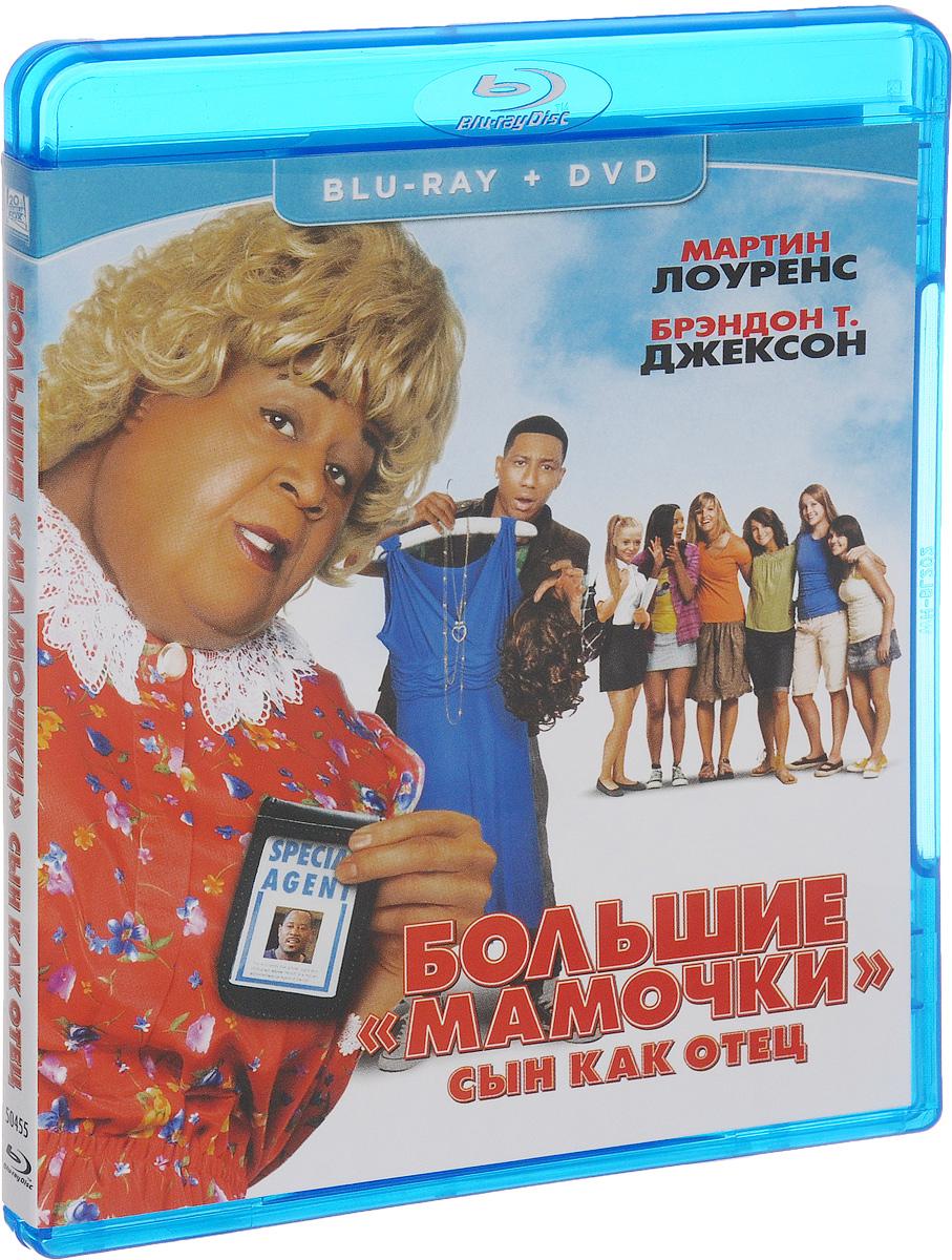 "Большие ""мамочки"": Сын как отец (Blu-ray + DVD)"