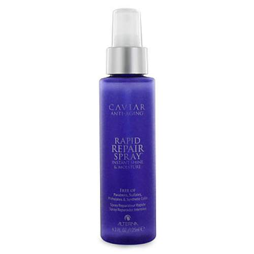 "Alterna Спрей-блеск мгновенного действия Caviar Anti-Aging Rapid Repair Spray - 125 мл alterna спрей ""абсолютная термозащита"" caviar anti aging perfect iron spray 122ml"