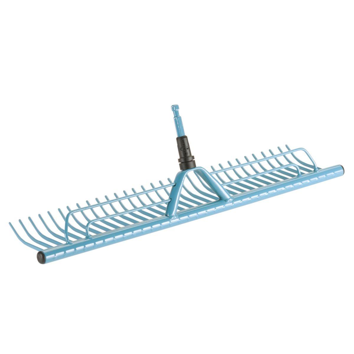 Грабли для очистки газонов Gardena, без ручки, 60 см пропалыватель gardena ручной длина 7 см