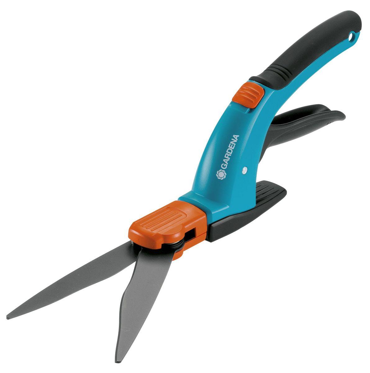 Ножницы для травы Gardena Comfort, поворотные ножницы для кустарников gardena accucut аккумуляторные