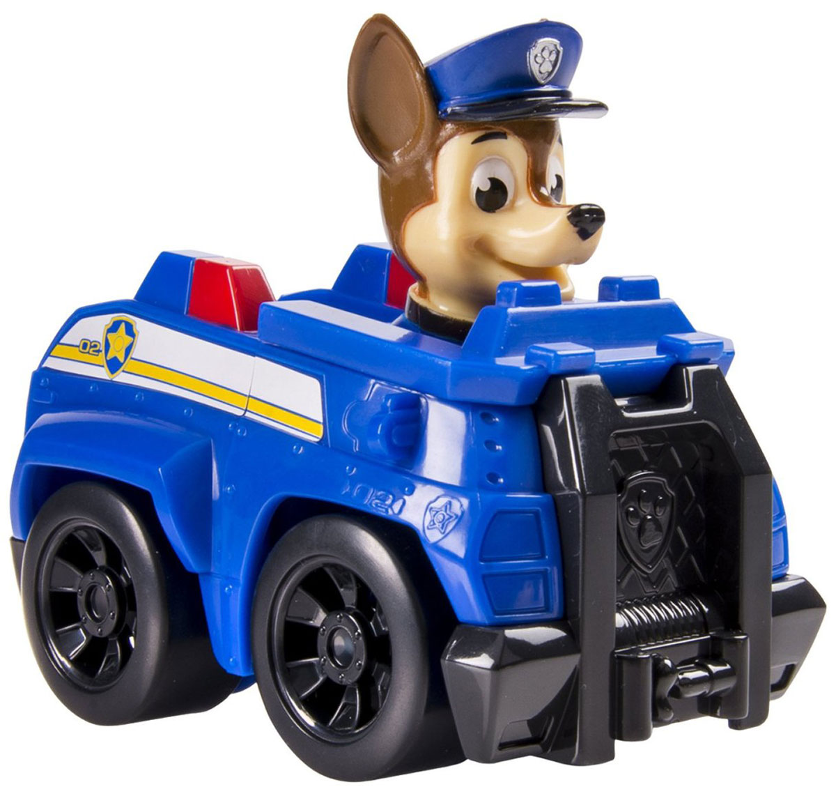 Paw Patrol Машинка спасателя Chase тренировочный центр paw patrol
