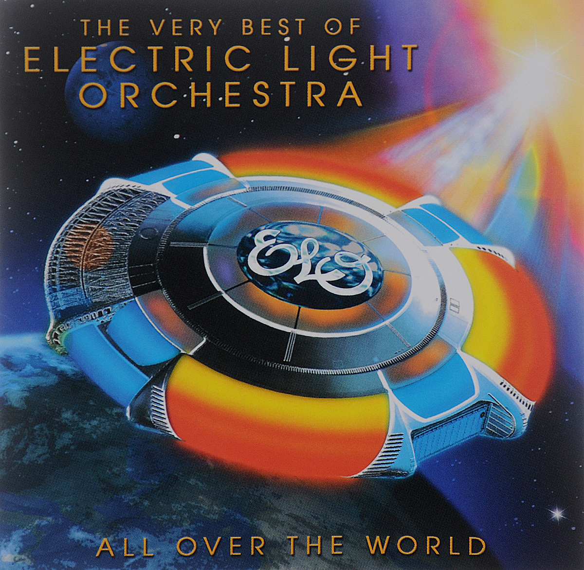 Electric Light Orchestra Electric Light Orchestra. All Over The World. The Very Best Of Electric Light Orchestra electric light orchestra – a new world record lp