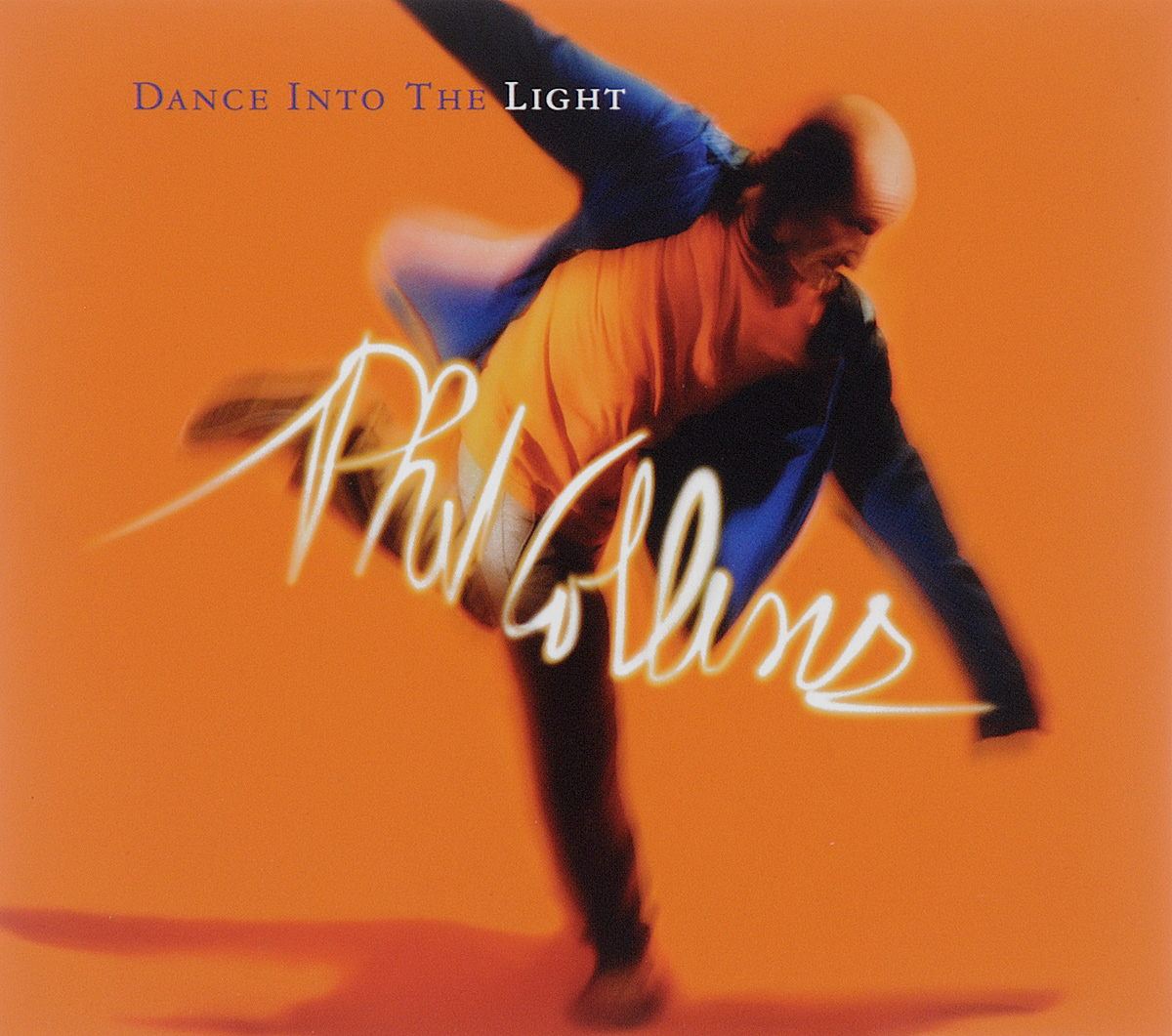 Philip Collins Philip Collins. Dance Into The Light phil collins dance into the light 2 lp