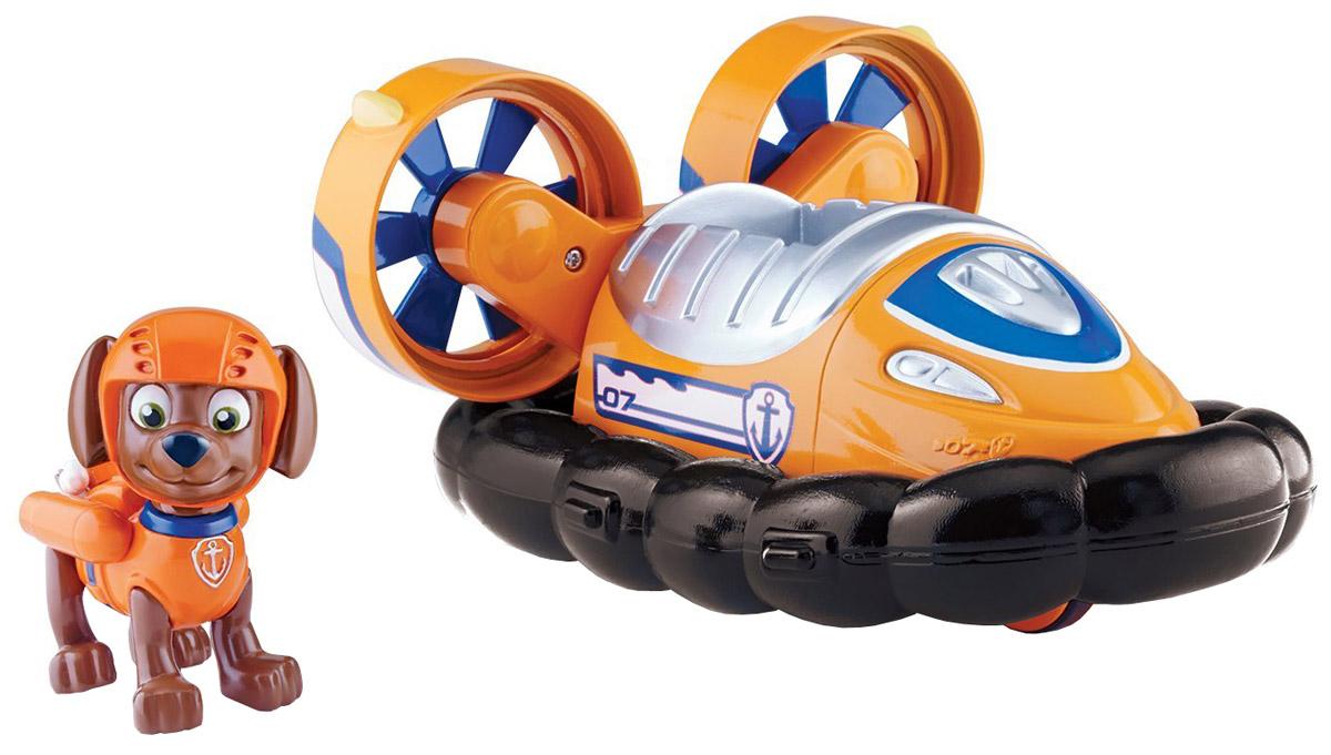 Paw Patrol Игровой набор Zuma's Hovercraft конструктор paw patrol полицейский патруль spin master