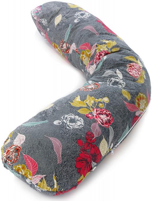 Mums Era Подушка для кормящих и беременных Мальва34992Подушка для беременных и кормящих мам Mums Era Мальва - это удобная и практичная вещь, которая прослужит вам долгое время. Подушка имеет слегка изогнутую форму и на 80% заполнена пенополистироловыми шариками, благодаря чему ее можно согнуть под любым углом, придав нужную форму - прямую или в виде подковы.Чехол подушки выполнен из 100% хлопка и снабжен застежкой-молнией, что позволяет без труда снять и постирать его. Наполнителем подушки служат пенополистироловые шарики - экологичные, не деформируются сами и хорошо сохраняют форму подушки.