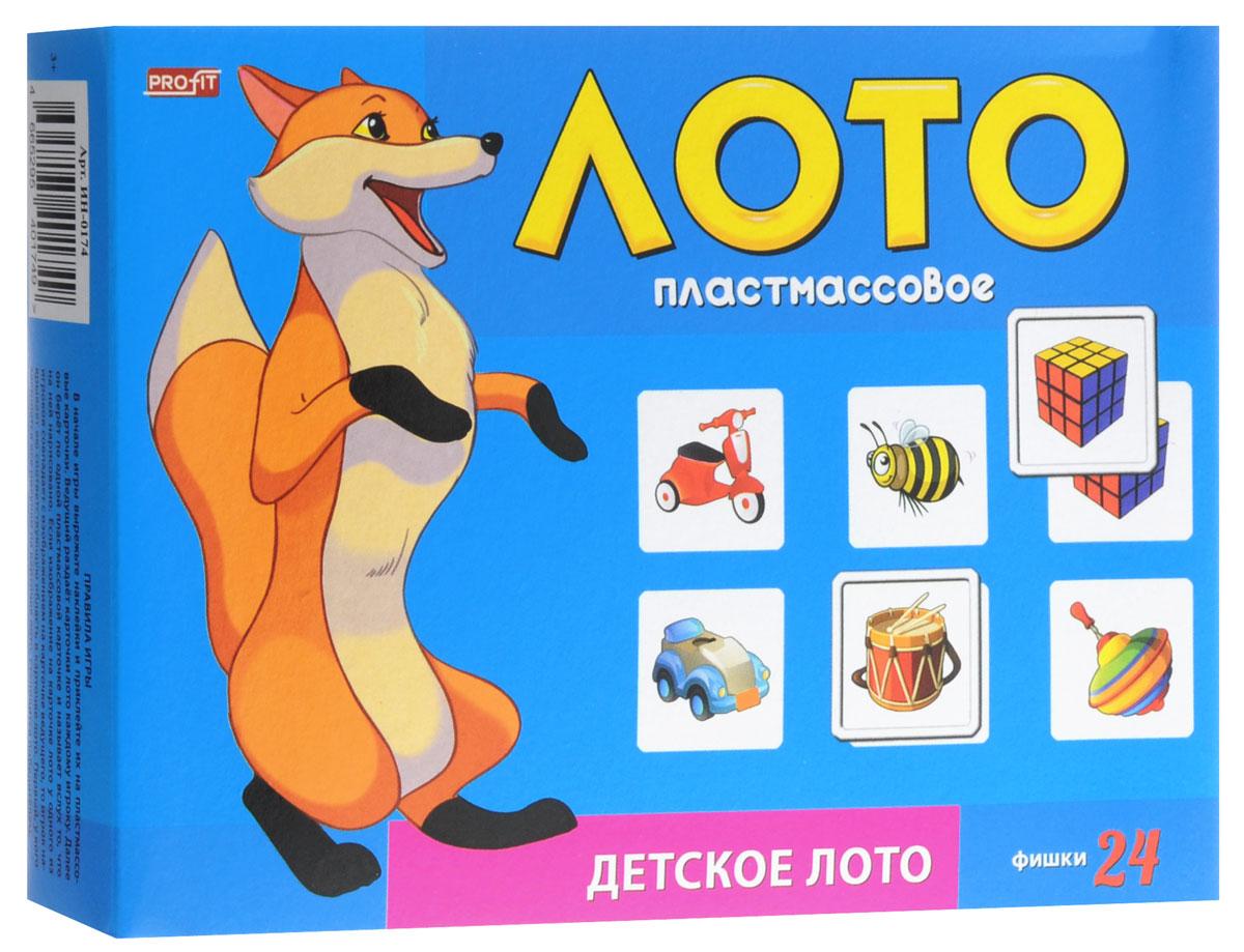 Рыжий Кот Настольная игра Детское лото